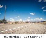 route 66  usa   Shutterstock . vector #1155304477