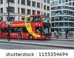 london  uk   july 24  2018 ... | Shutterstock . vector #1155354694