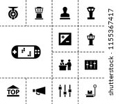 Control Icon. Collection Of 13...