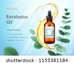 Eucalyptus Essential Oil Ads....