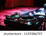 kiev 4 july 2018  pioneer cdj...   Shutterstock . vector #1155386707