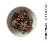 star anise bowl.  preparing...   Shutterstock . vector #1155466264