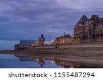 redcar  cleveland   england  ...   Shutterstock . vector #1155487294