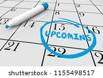 upcoming coming soon next... | Shutterstock . vector #1155498517