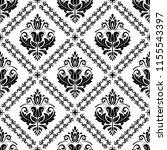 classic seamless vector pattern....   Shutterstock .eps vector #1155543397