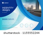 template vector design for... | Shutterstock .eps vector #1155552244