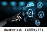 quality assurance service...   Shutterstock . vector #1155561991