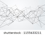 abstract of technology nad... | Shutterstock .eps vector #1155633211