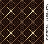 vector seamless pattern.... | Shutterstock .eps vector #1155681997