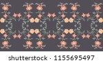 oriental seamless classic... | Shutterstock .eps vector #1155695497