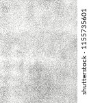 distressed overlay texture of... | Shutterstock .eps vector #1155735601