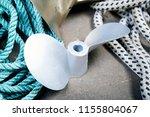 boat propeller speed boat made... | Shutterstock . vector #1155804067