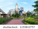 hong kong   august 01  2018 ... | Shutterstock . vector #1155813757