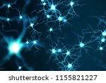 conceptual illustration of... | Shutterstock . vector #1155821227