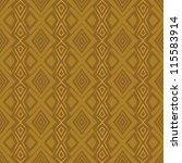 ethnic modern geometric... | Shutterstock .eps vector #115583914