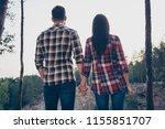 freedom exploring park getaway... | Shutterstock . vector #1155851707