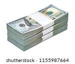 creative business finance... | Shutterstock . vector #1155987664