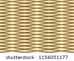 seamless 3d weave rattan... | Shutterstock .eps vector #1156051177