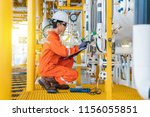 electrical and instrument... | Shutterstock . vector #1156055851