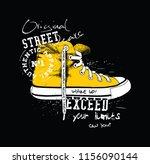sneaker illustration for t...   Shutterstock .eps vector #1156090144