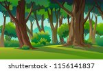 illustration of an outdoor in... | Shutterstock .eps vector #1156141837