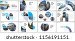 minimal presentations design ...   Shutterstock .eps vector #1156191151