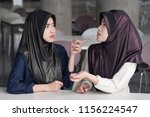 angry  upset  frustrated islam... | Shutterstock . vector #1156224547