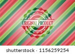 original product christmas... | Shutterstock .eps vector #1156259254