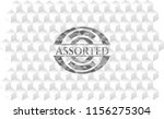 assorted grey badge with... | Shutterstock .eps vector #1156275304