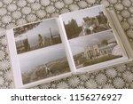 Album With Vintage Photos...