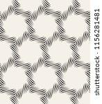 vector seamless pattern. modern ... | Shutterstock .eps vector #1156281481