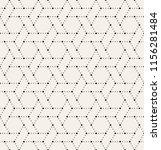 vector seamless pattern. modern ... | Shutterstock .eps vector #1156281484