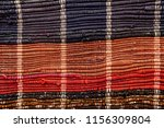 close up of floor rug made out...   Shutterstock . vector #1156309804