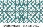 tie dye ornament  indigo kimono ... | Shutterstock .eps vector #1156317967
