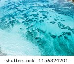 an aerial view of isla mujeres... | Shutterstock . vector #1156324201