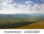 po onina cary ska. bieszczady... | Shutterstock . vector #115632685