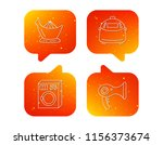 washing machine  multicooker... | Shutterstock .eps vector #1156373674