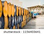 Industry Oil Barrels Or...