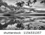 perfect and symmetric clouds... | Shutterstock . vector #1156531357