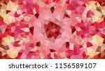 geometric design  mosaic of a...   Shutterstock .eps vector #1156589107