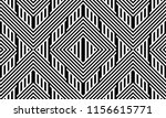 seamless pattern with striped... | Shutterstock .eps vector #1156615771