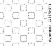 geometric ornamental vector... | Shutterstock .eps vector #1156704541