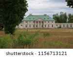 classical palace in bialaczow...   Shutterstock . vector #1156713121