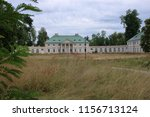 classical palace in bialaczow...   Shutterstock . vector #1156713124