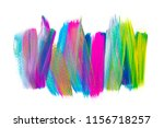 abstract art background hand... | Shutterstock . vector #1156718257