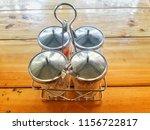 flavouring condiment accessories   Shutterstock . vector #1156722817