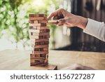 images of hand of... | Shutterstock . vector #1156727287