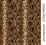 Snake Skin And Leopard Pattern
