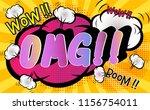 omg slogan text design.pop art...   Shutterstock .eps vector #1156754011