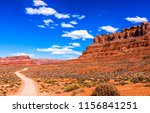 Nevada Red Rock Canyon Road In...